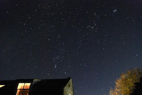 Fox and Hounds Night Skies