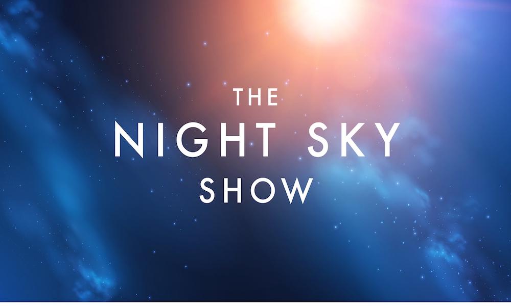 The Night Sky Show with Virtualastro