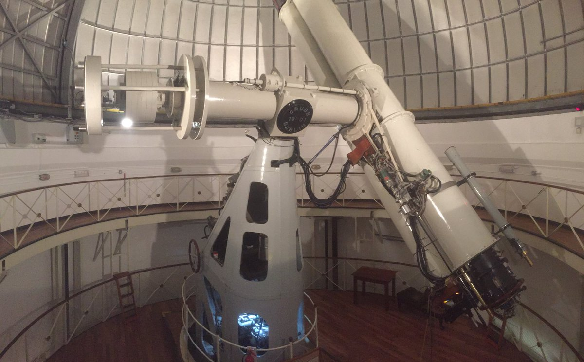 UCL Observatory Public Tour and Observing