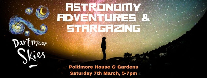 Astronomy Adventures at Poltimore House