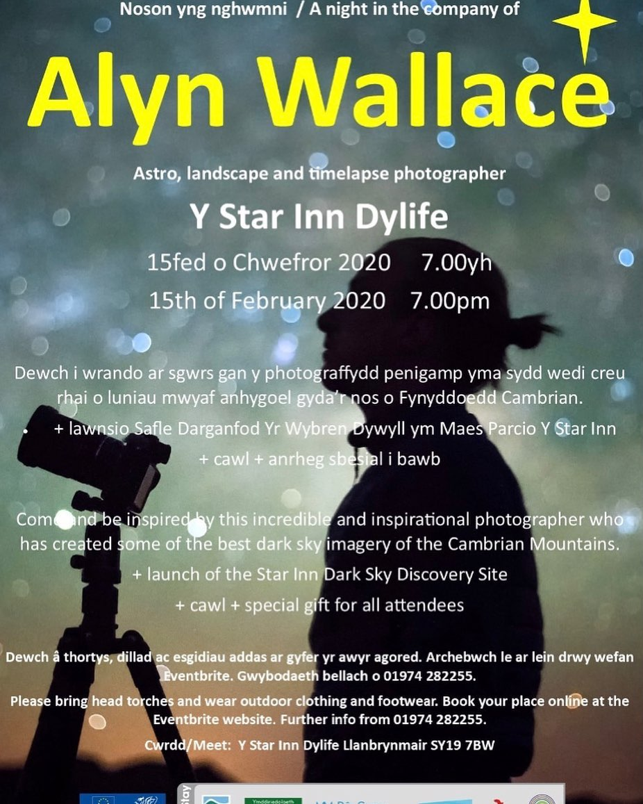 Star Party with Alyn Wallace