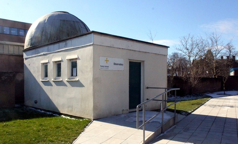Border Astronomical Society Meeting and Observing