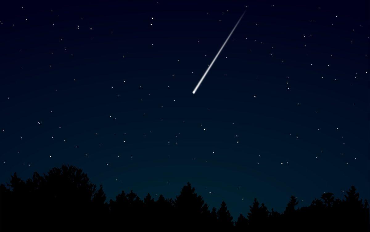 Stonehaugh Astronomy - Shooting Stars