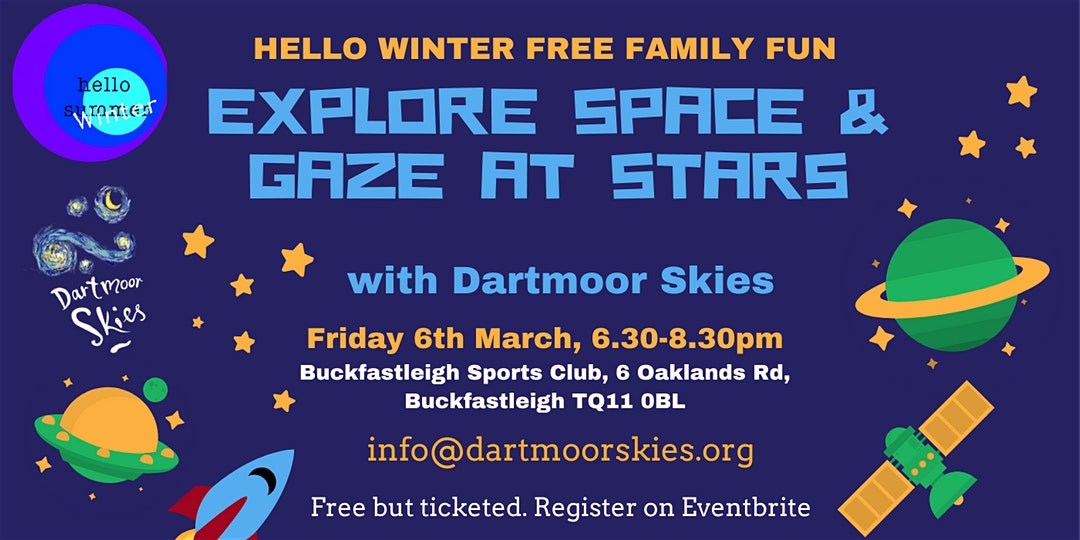 Explore Space and Gaze at Stars with Dartmoor Skies