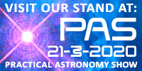 Practical Astronomy Show 2020