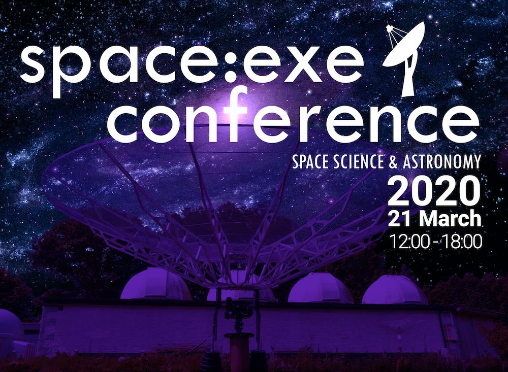 SpaceExe Conference 2020: Astronomy in the South West