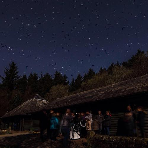 Dark Sky Stargazing at Beacon Fell with Robert Ince