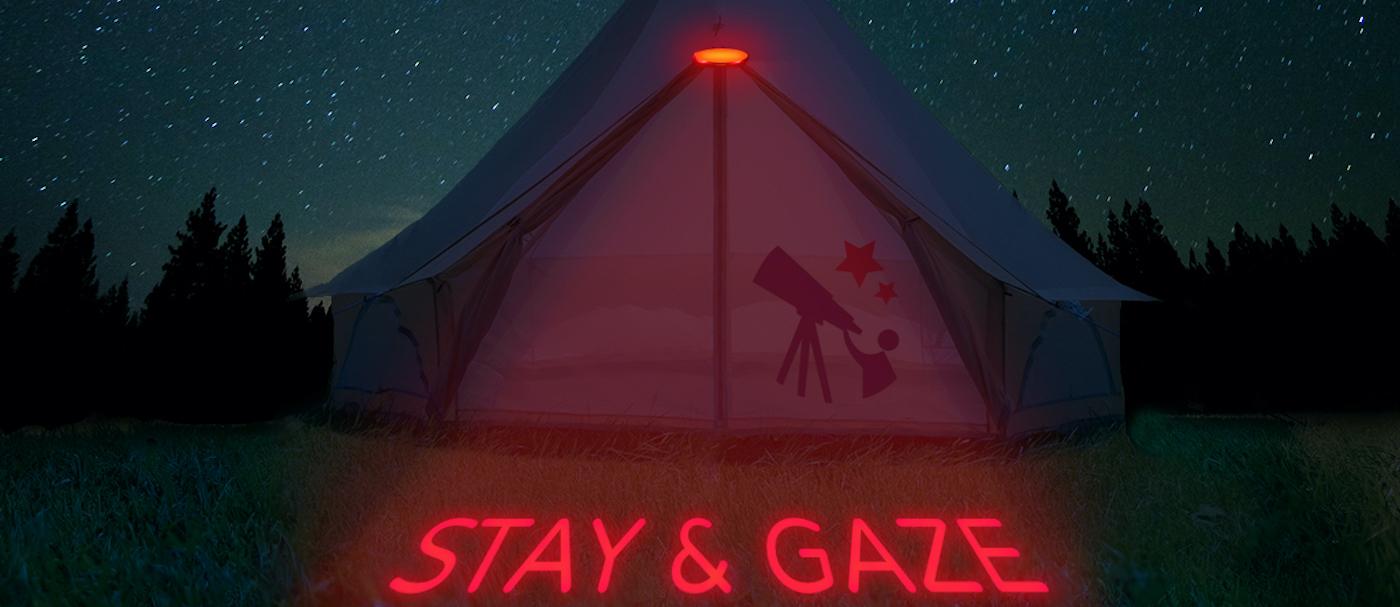List your stargazing accommodation