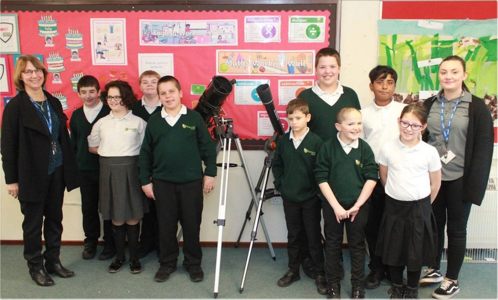 Nominate an organisation to receive a telescope from Scopes4SEN