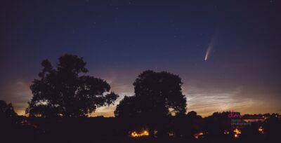 How and when to see comet NEOWISE from the UK
