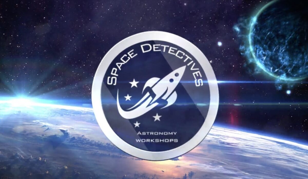 Space Club Live – online astronomy workshops for children