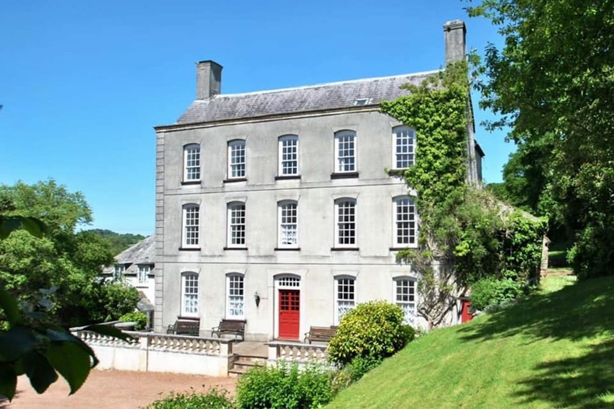 The Great House - Exmoor