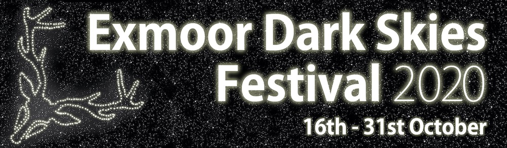 Exmoor National Park Dark Skies Festival 2020