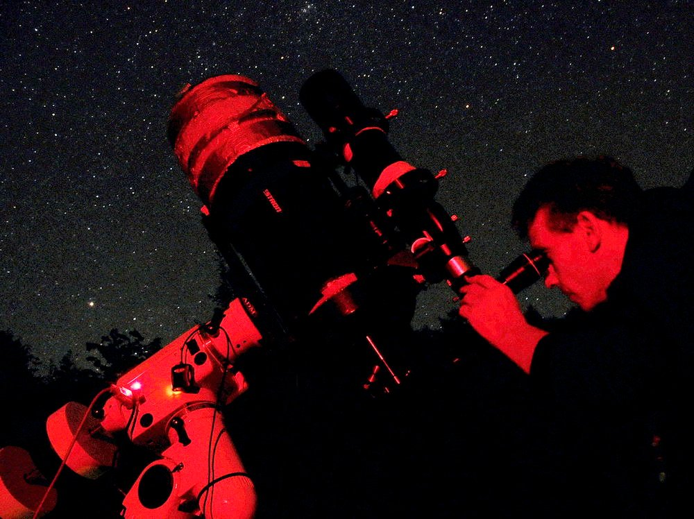Real Astronomy - What can you see using a telescope?