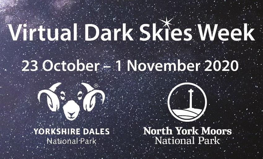 National Parks Virtual Dark Skies Week 2020