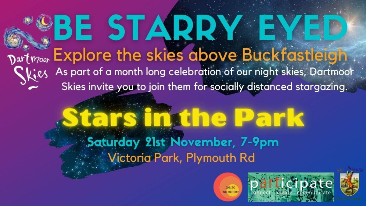 Be Starry Eyed - Stars in the Park