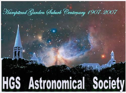 Hampstead Garden Suburb Astronomical Society