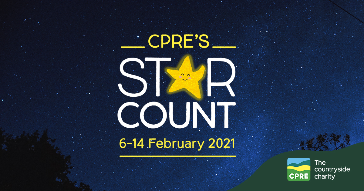 CPRE Star Count with Go Stargazing