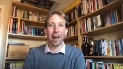 Astronomy's big questions with Chris Lintott