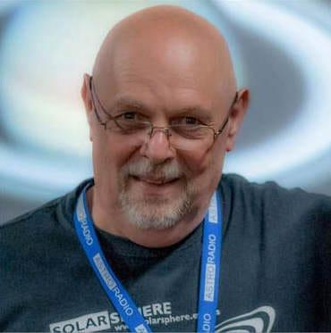 Pete Williamson outreach astronomer