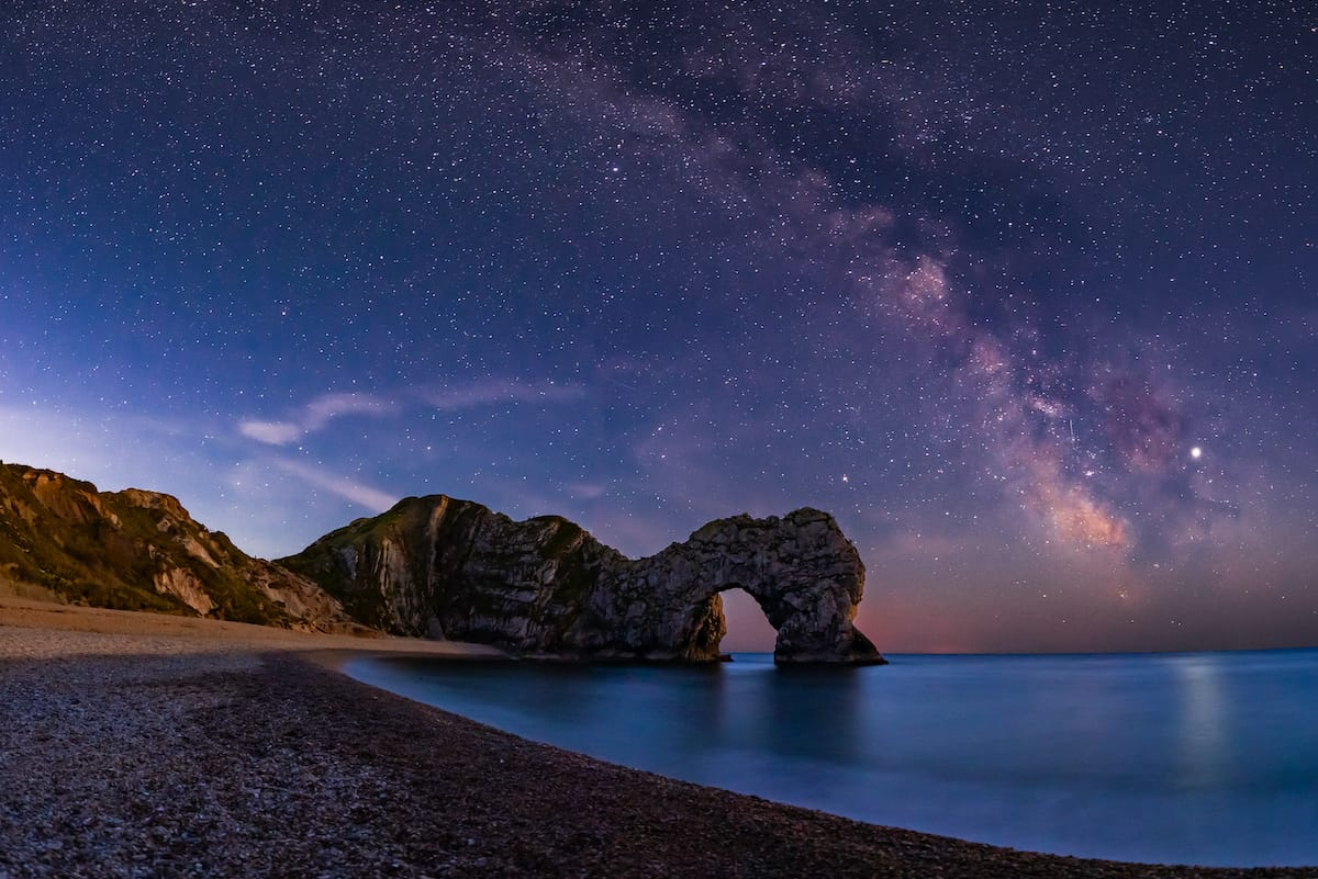 Places to stargaze in Areas Of Natural Beauty