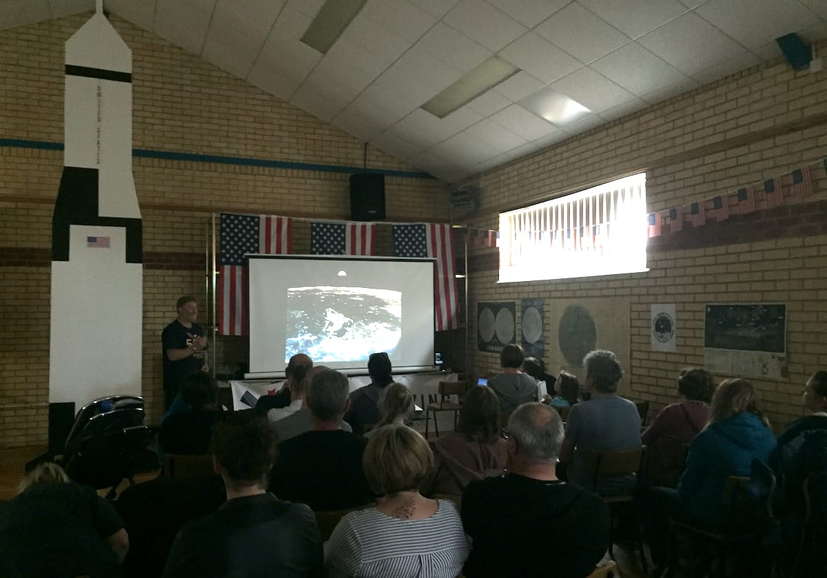 Astronomy presentation