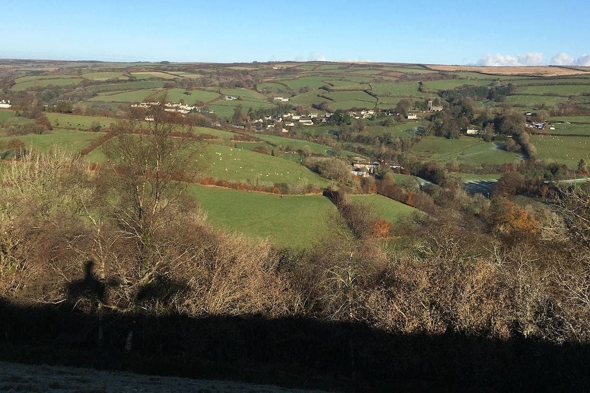 Stargazing in Exford with Wild About Exmoor