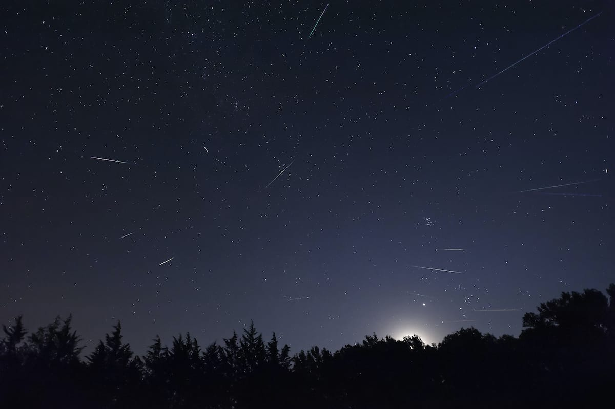 How to see meteor showers