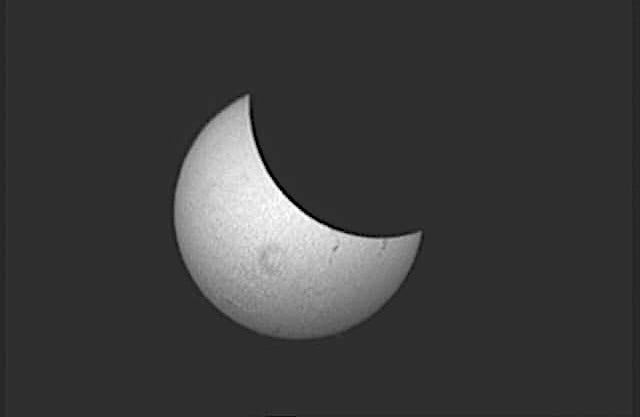 partial solar eclipse march 2015