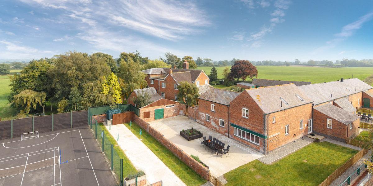 Alkington Grange Barns