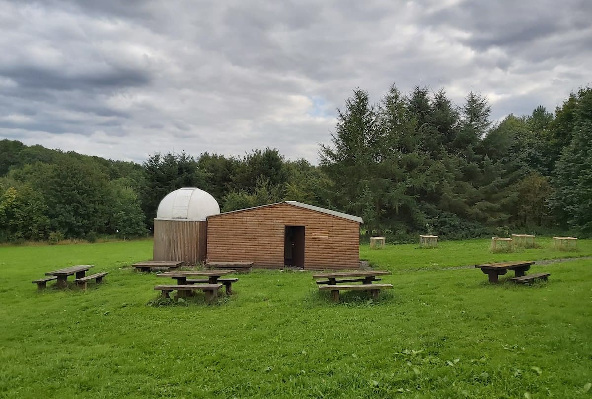 Peter Bolas Observatory