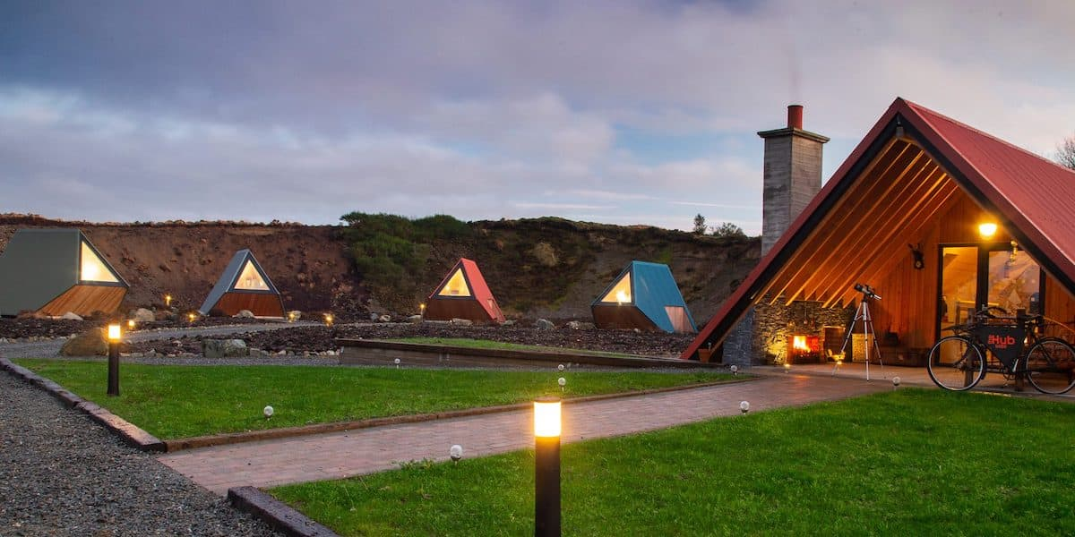 Sperrinview Glamping