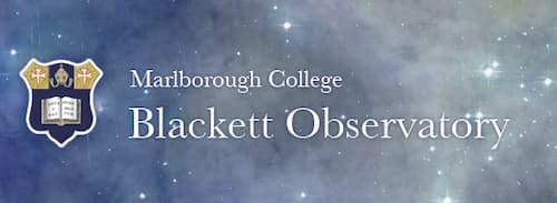 Blackett Observatory