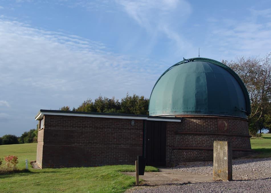 Stargazing at the Blackett Observatory