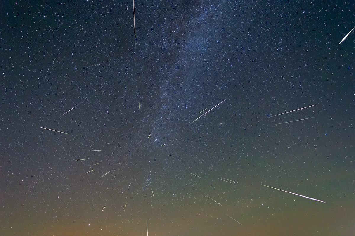 How to see the Perseid meteor shower