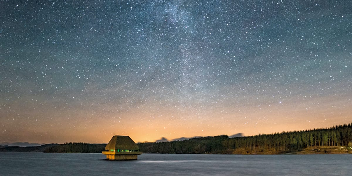 Stargazer's guide to the Dark Skies of Britain and Ireland