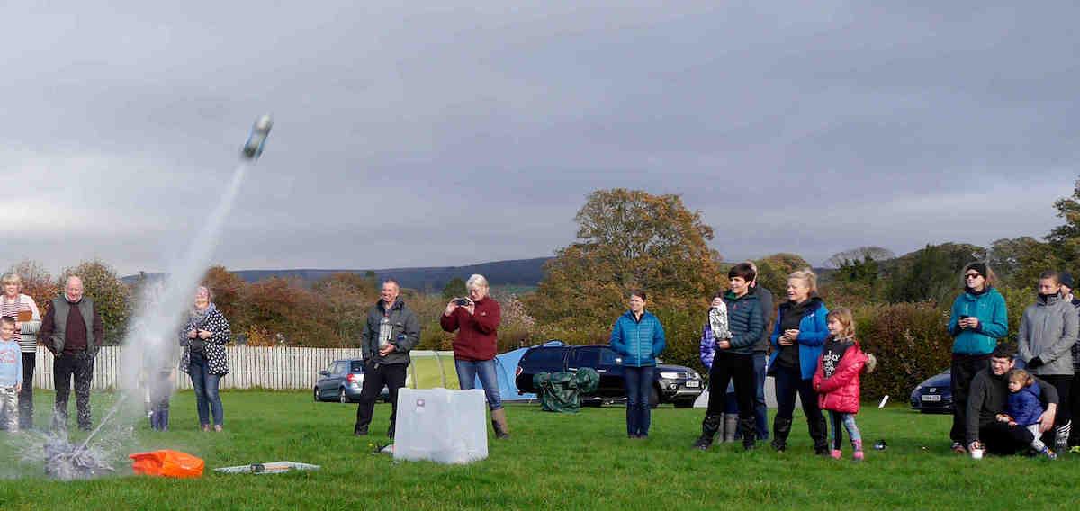 North Pennines Star Camp - Autumn 2021