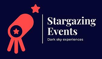 Robert Ince Stargazing Events
