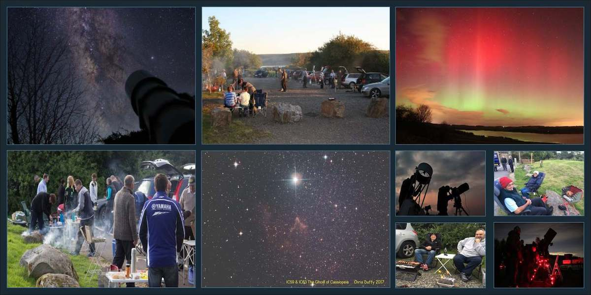 Sunderland Astronomical Society Starbeque
