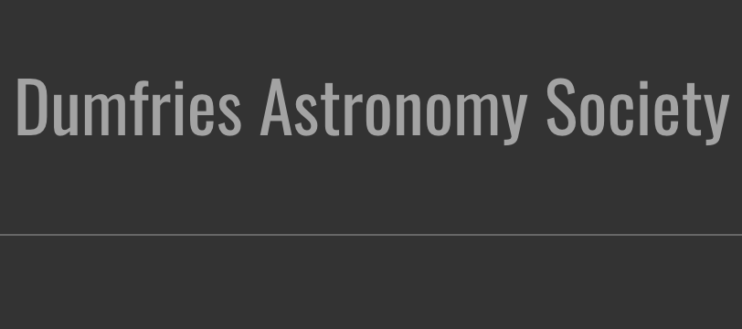Dumfries Astronomy Society