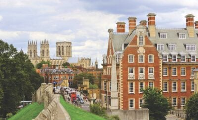 Win a dark skies staycation at York's finest hotel, The Grand, York